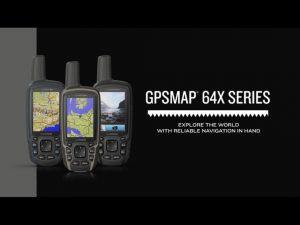جی پی اس map 64scx