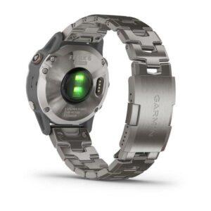 ساعت گارمینFenix 6 Pro and Sapphire Editions Titanium
