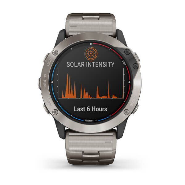 ساعت دریایی گارمین Qutix 6x solar
