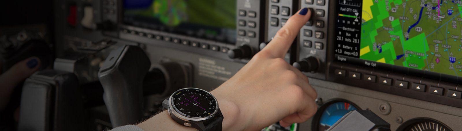 ساعت گارمین D2 Air