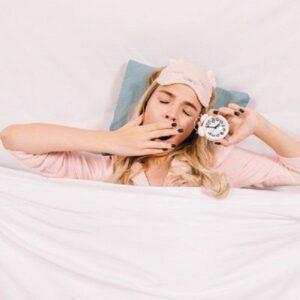 پایش خواب در ساعت گارمین
