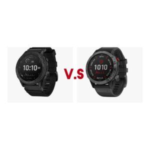 تفاوت ساعت tactix delta solar با سری fenix