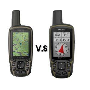 تفاوت جی پی اس 64sx با جی پی اس 65s